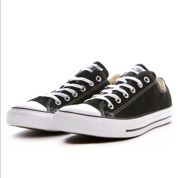 16b86811fdfd Converse Shoes - Converse All-Star Chuck Taylor black low tops